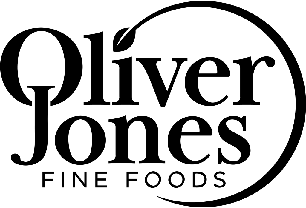 Oliver jones Fine Foods logo